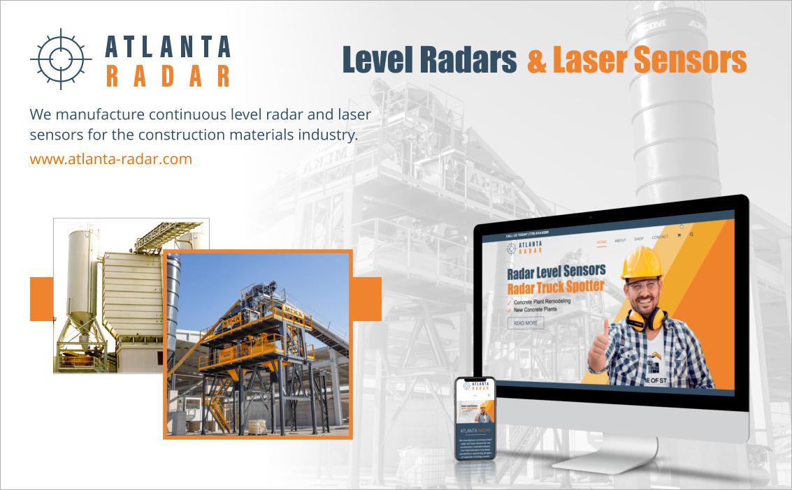 concrete plant reconstruction Atlanta Radar